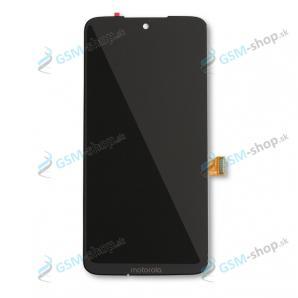 LCD displej Motorola Moto G7, Moto G7 Plus a dotyk čierny Originál