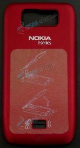 Kryt Nokia E63 zadný červený Originál