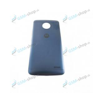 Kryt Motorola Moto E4 (XT1762) zadný modrý Originál