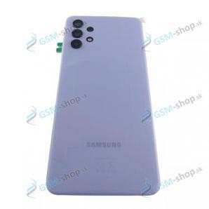 Kryt Samsung Galaxy A32 (A325) batérie fialový Originál