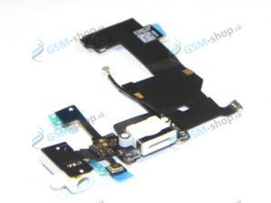 Flex Apple iPhone 5 pre nabíjanie biely Originál