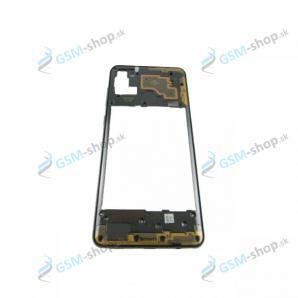 Stred Samsung Galaxy A21s (A217F) čierny Originál