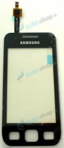 Sklíčko Samsung S5250 čierne a dotyková plocha Originál