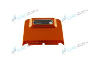 Kryt kamery SonyEricsson W580i oranžový Originál