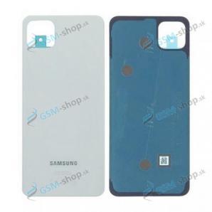 Kryt Samsung Galaxy A22 5G (A226) batérie biely Originál