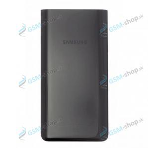 Kryt Samsung Galaxy A80 (A805) batérie čierny Originál