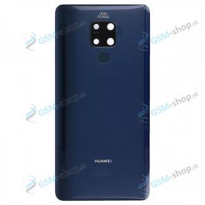 Kryt Huawei Mate 20 X batérie zadný modrý Originál