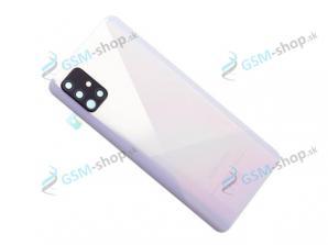 Kryt Samsung Galaxy A51 (A515) batérie biely Originál