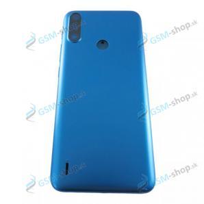 Kryt Motorola Moto E7 Power (XT2097) zadný modrý Originál