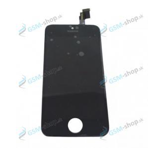 LCD iPhone 5s, iPhone SE a dotyk čierny OEM