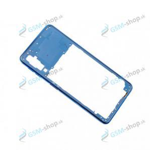 Stred Samsung Galaxy A7 2018 (A750) modrý Originál