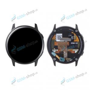 LCD Samsung Galaxy Watch Active (R500) a dotyk čierny Originál
