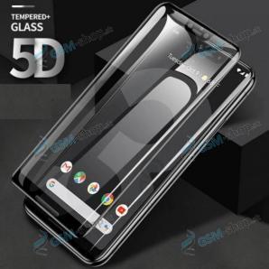 Tvrdené sklo 5D Plus NANO pre Google Pixel 3A XL čierne