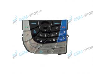 Klávesnica Nokia 7610 modrá Originál