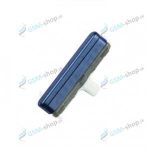 Tlačidlo zapínania Samsung Galaxy Note 9 modré Originál