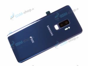 Kryt Samsung Galaxy S9 Plus Duos batérie modrý Originál