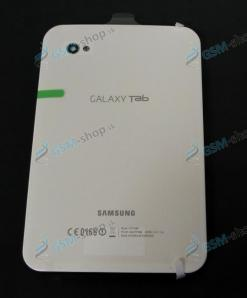 Kryt Samsung P1000 Galaxy Tab zadný biely Originál