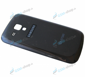 Kryt Samsung S7580 batérie čierny Originál