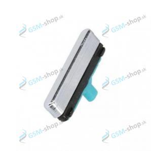 Tlačidlo zapínania Samsung Galaxy S21 5G, S21 Plus 5G biele Originál