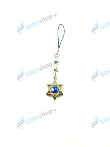 Prívesok Jemblem - modrý Sapphire