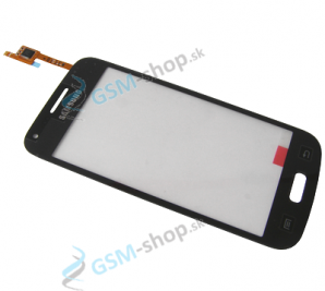 Sklíčko Samsung Galaxy Core Plus G350 a dotyk čierny Originál