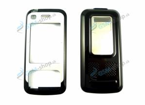 Kryt Nokia 6110 Navigator predný a zadny čierny Originál