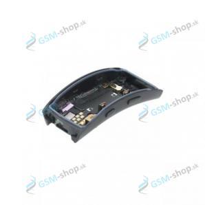 Kryt Samsung Gear Fit 2 Pro (R365) zadný čierny Originál
