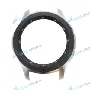 Kryt Samsung Galaxy Watch 46mm (R800, R805) predný čierny Originál