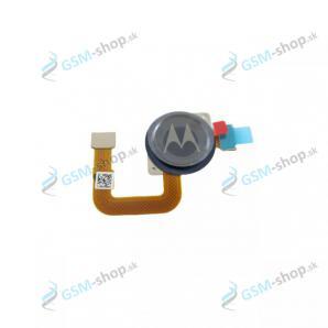 Flex Motorola Moto G Pro (XT2043) a snímač odtlačku modrý Originál