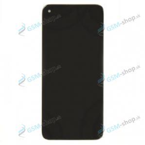 LCD displej Motorola Moto G8 (XT2045) a dotyk čierny s krytom Originál
