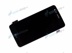 LCD LG K8 2017 M200N a dotyk s krytom čierny Originál