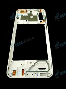 Stred Samsung Galaxy A30s (A307) biely Originál