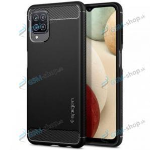 Púzdro SPIGEN Rugged Armor Samsung Galaxy A12 (ACS02786) čierne