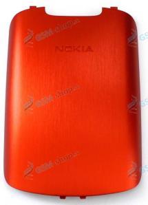 Kryt Nokia Asha 303 batérie červený Originál