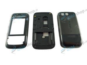 Kryt Nokia 5300 čierny predný, zadný a slide Originál