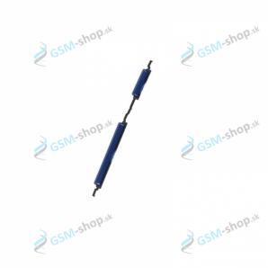 Tlačidlo Samsung Galaxy A20e pre zapínanie a hlasitosť modré Originál