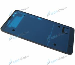 Kryt Microsoft Lumia 535 predný čierny Originál