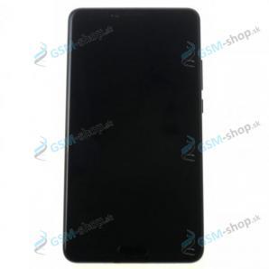 LCD Huawei Mate 10 a dotyk čierny s krytom Originál