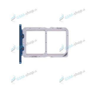 Sim držiak Huawei Honor 20 Pro modrý Originál