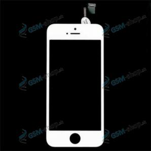 LCD iPhone 5s, iPhone SE a dotyk biely OEM Century