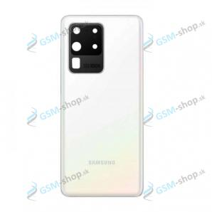 Kryt Samsung Galaxy S20 Ultra (G988) batérie biely Originál