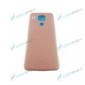 Kryt Motorola Moto G9 Play (XT2083) zadný ružový Originál