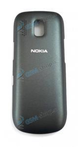 Kryt Nokia Asha 202 zadný tmavo šedý Originál