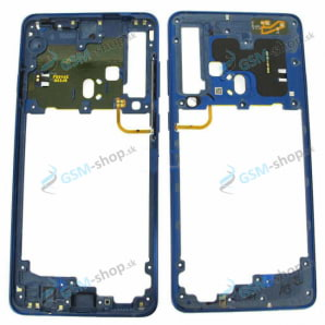 Stred Samsung Galaxy A9 2018 A920F modrý Originál