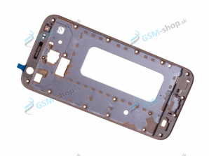 Kryt Samsung J330F Galaxy J3 2017 predný zlatý Originál