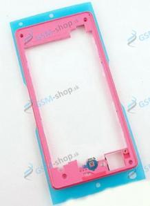 Rámik Sony Xperia Z1 Compact ružový Originál