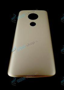 Kryt Lenovo Moto E5 zadný zlatý Originál