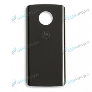 Kryt Lenovo Moto G6 zadný čierny Originál