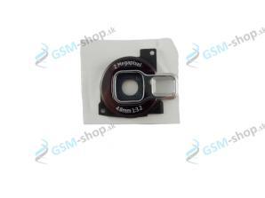Krytka fotoaparátu Nokia N72 fialová Originál