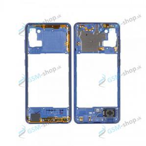 Stred Samsung Galaxy A31 (A315) modrý Originál